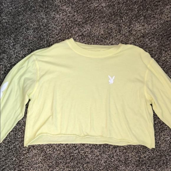 PLAYBOY Tops - Long sleeve shirt